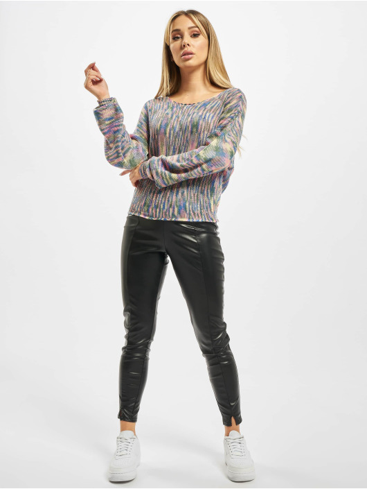 Urban Classics Pullover Ladies Oversized Sweater pink