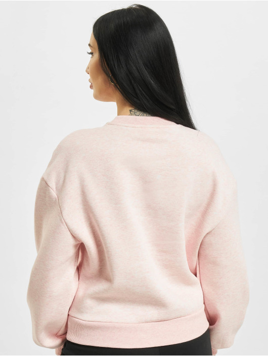 Urban Classics Pullover Ladies Oversized rose