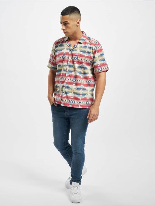 Urban Classics Shirt Pattern Resort colored