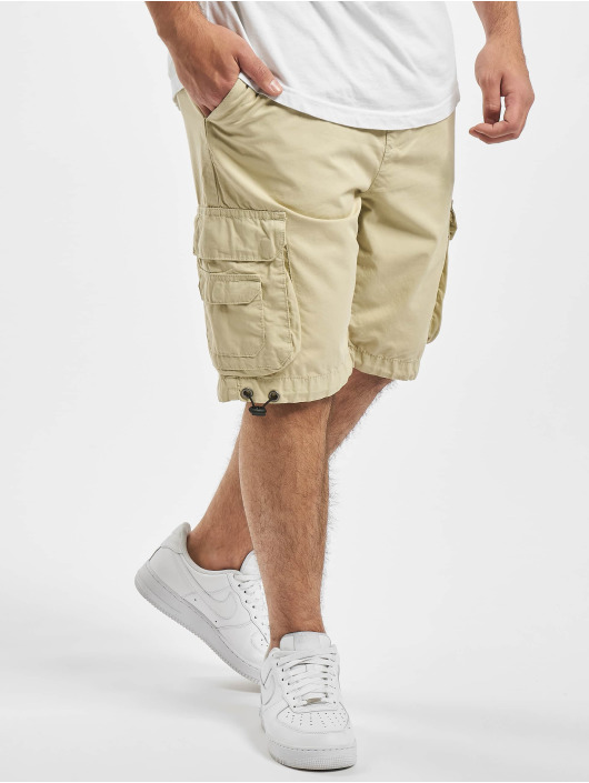 Urban Classics Short Double Pocket beige
