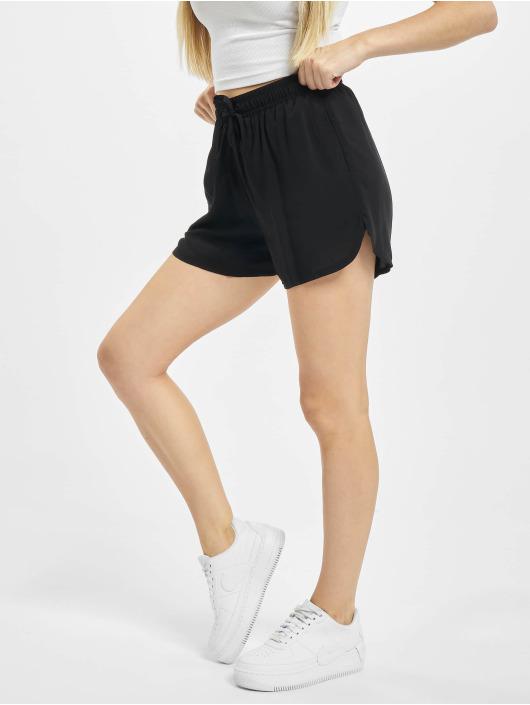 Urban Classics Short Ladies Viscose Resor black
