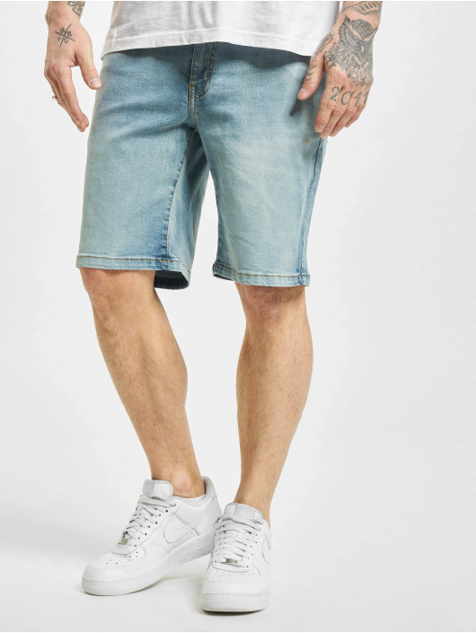 Urban Classics Short Relaxed Fit Jean blue