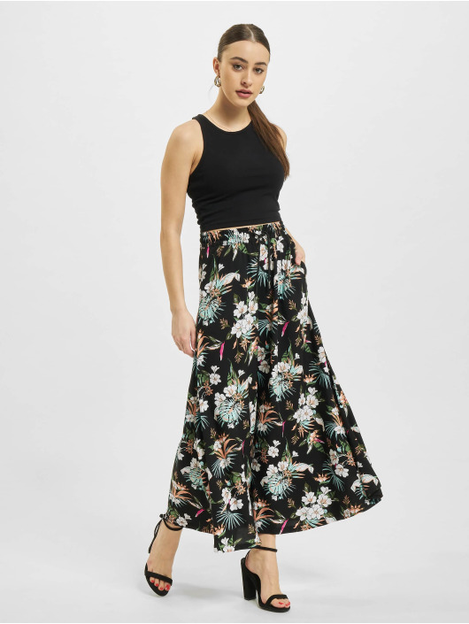 Urban Classics Skirt Viscose Midi black