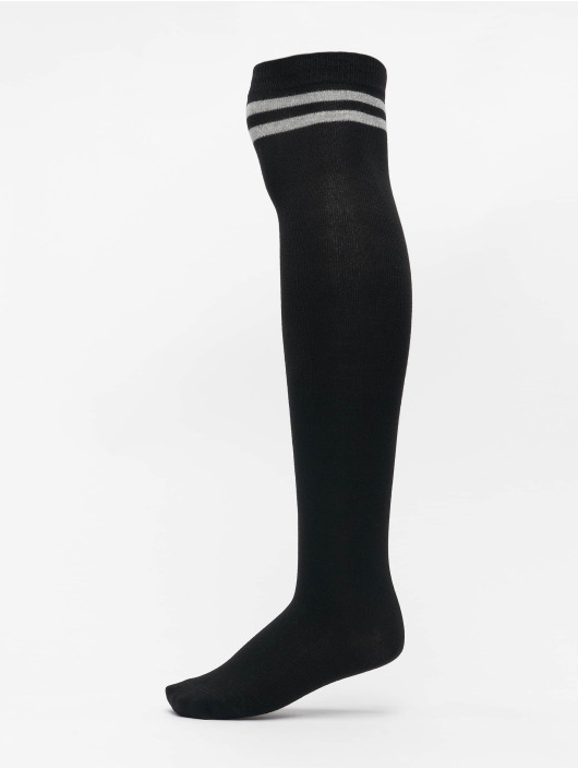 Urban Classics Socks Overknee black