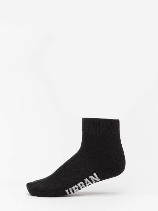 Urban Classics Socks High Sneaker 6-Pack black