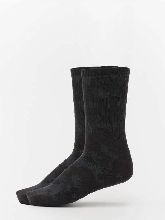 Urban Classics Socks 2-Pack Camo camouflage