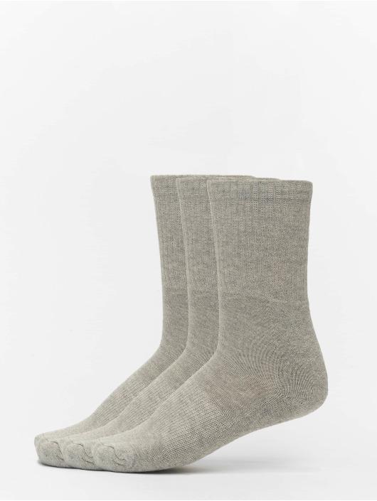 Urban Classics Socks 3-Pack Sport gray