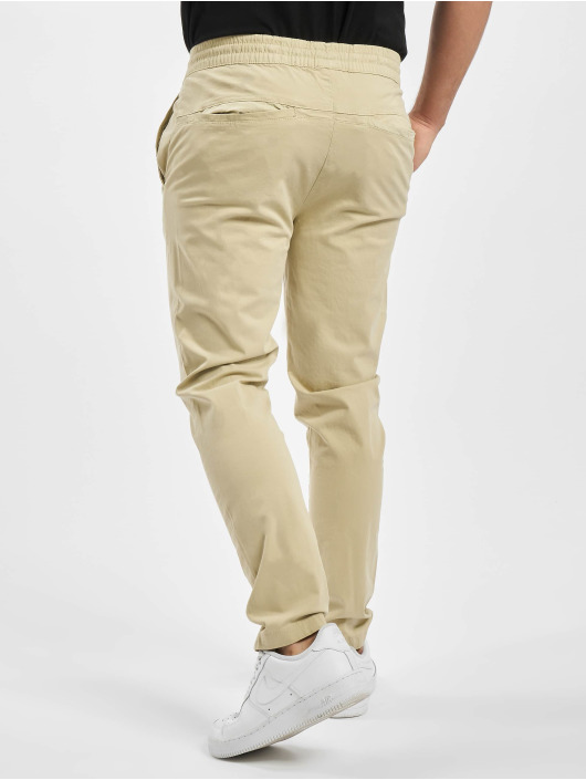 Urban Classics Sweat Pant Tapered Cotton beige