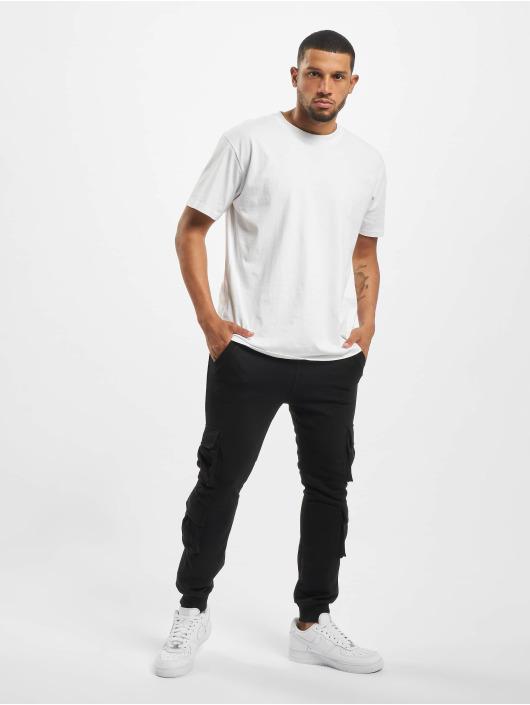 Urban Classics Sweat Pant Double Pocket Terry black
