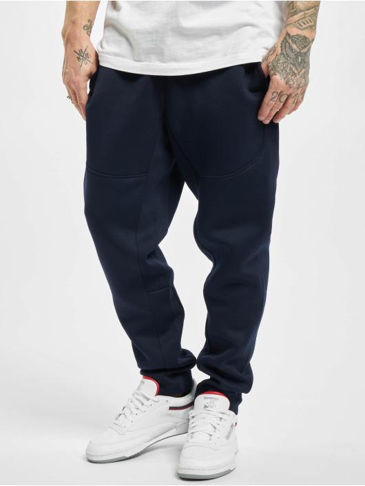 Urban Classics Sweat Pant Cut And Sew blue