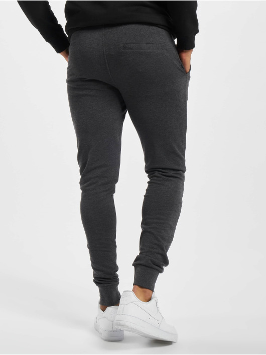 Urban Classics Sweat Pant Cutted gray