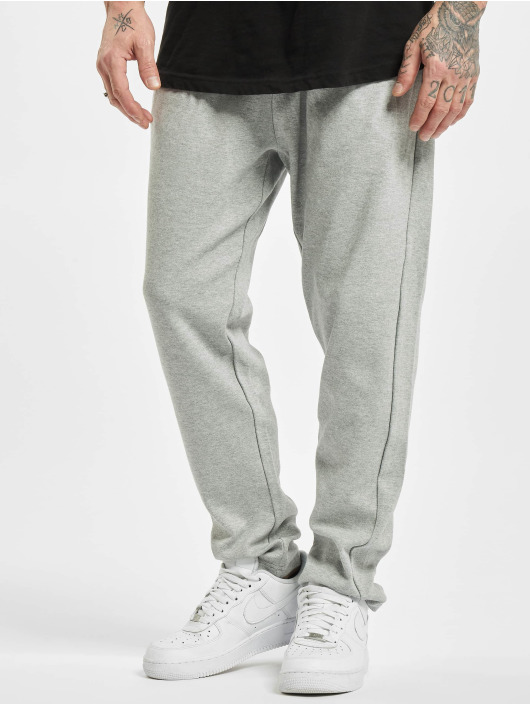 Urban Classics Sweat Pant Formula Cropped Peached Interlock gray
