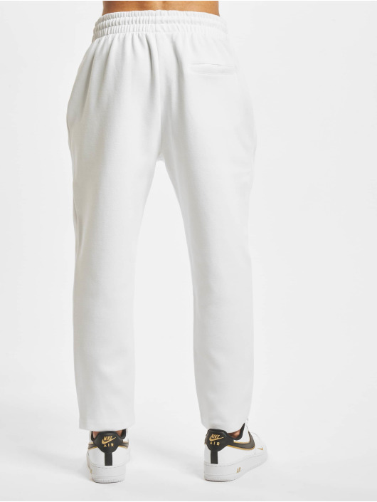 Urban Classics Sweat Pant Cropped Heavy Pique white