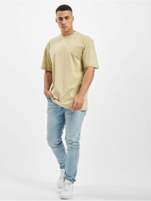 Urban Classics T-Shirt Tall beige