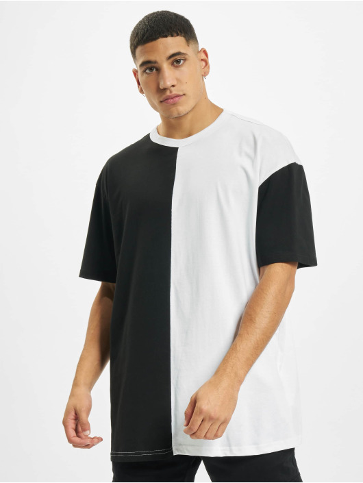 Urban Classics T-Shirt Harlequin Oversize black