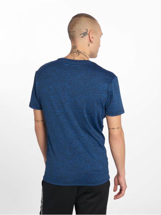 Urban Classics T-Shirt Active Melange blue