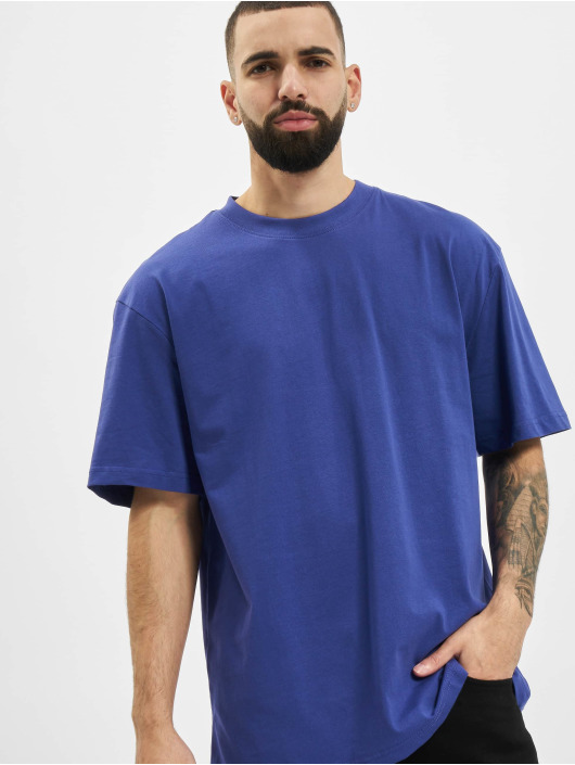 Urban Classics T-Shirt Tall Tee blue