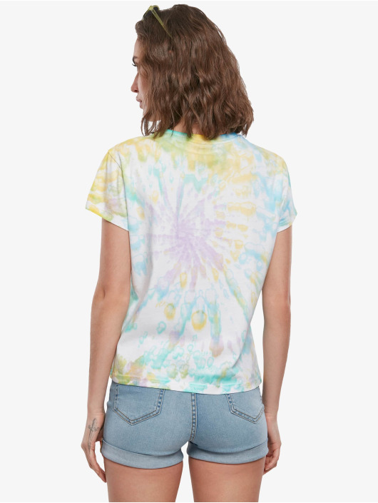 Urban Classics T-Shirt Tie Dye Boyfriend colored