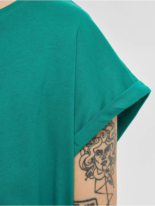 Urban Classics T-Shirt Extended Shoulder green