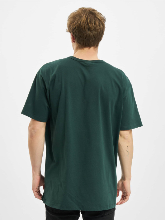 Urban Classics T-Shirt Organic Basic Tee green