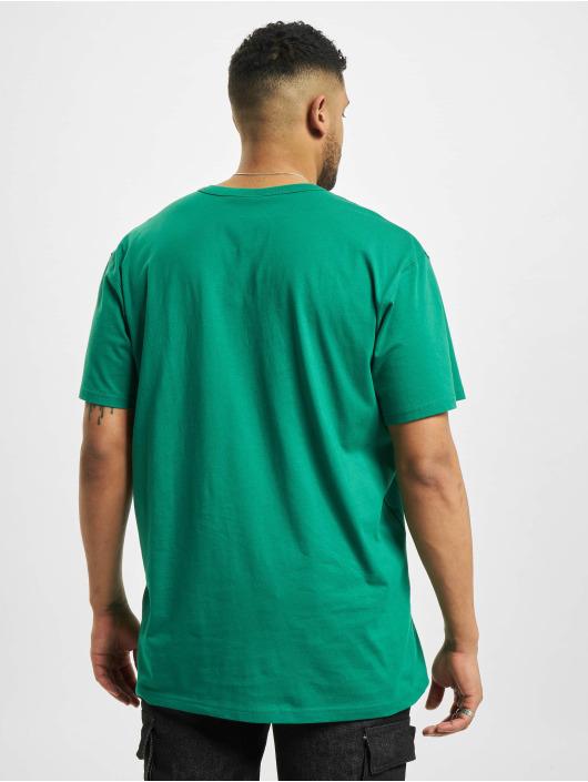 Urban Classics T-Shirt Oversized green