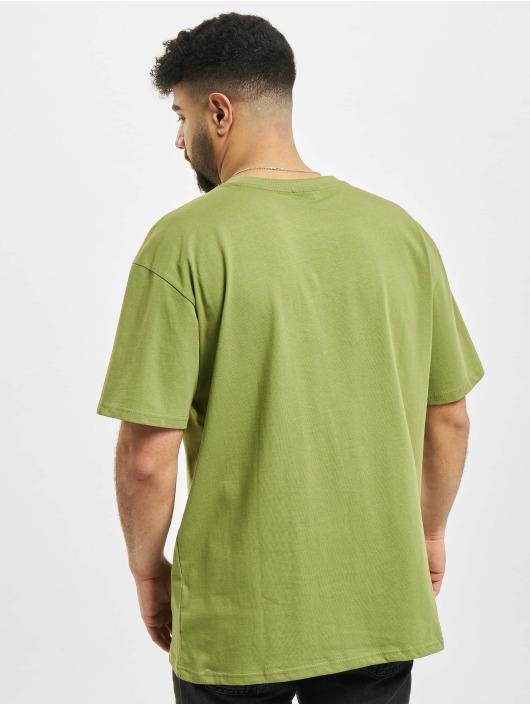 Urban Classics T-Shirt Heavy Oversized olive