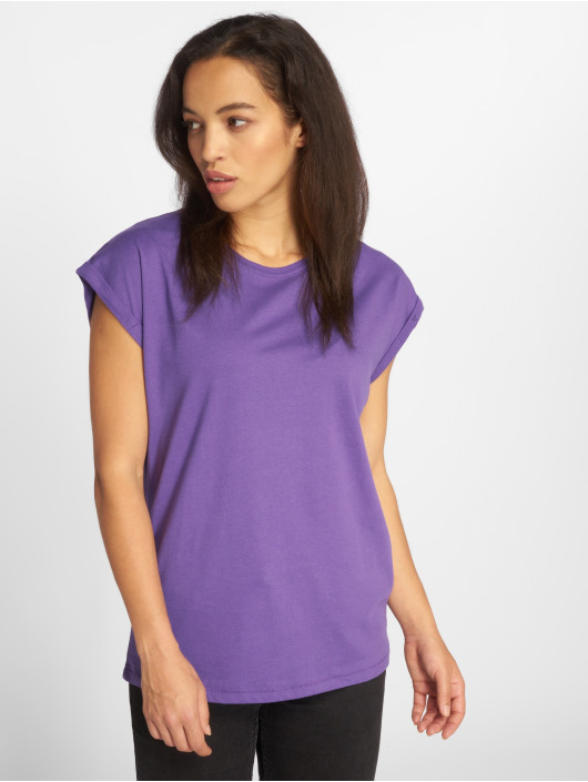 Urban Classics T-Shirt Extended purple