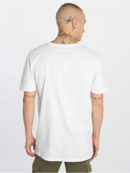 Urban Classics T-Shirt Basic V-Neck white