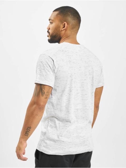 Urban Classics T-Shirt Space Dye Turnup white