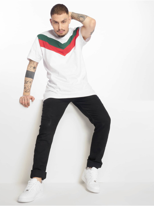 Urban Classics T-Shirt ArrowPanel white