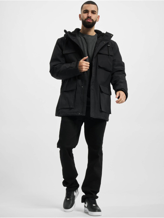 Urban Classics Winter Jacket Field Winter black