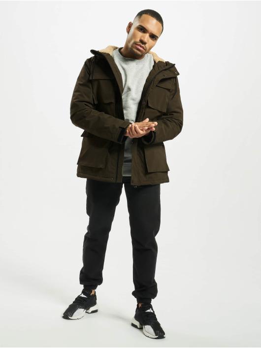 Urban Classics Winter Jacket Field olive