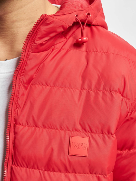 Urban Classics Winter Jacket Basic Bubble red