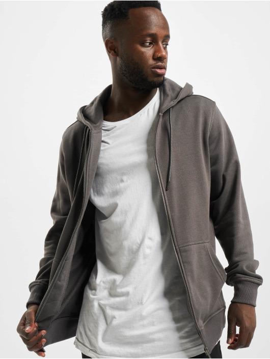 Urban Classics Zip Hoodie Basic Terry Zip black