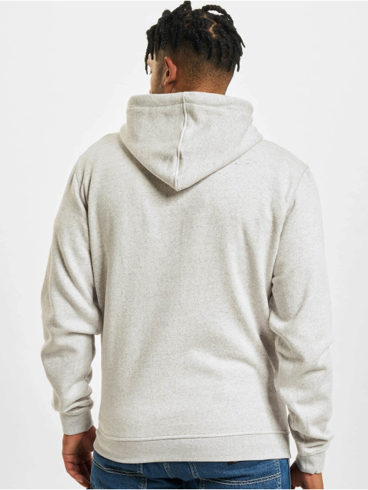Urban Classics Zip Hoodie Melange gray