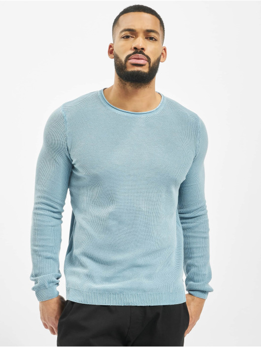 Urban Surface Pullover Crewneck blue
