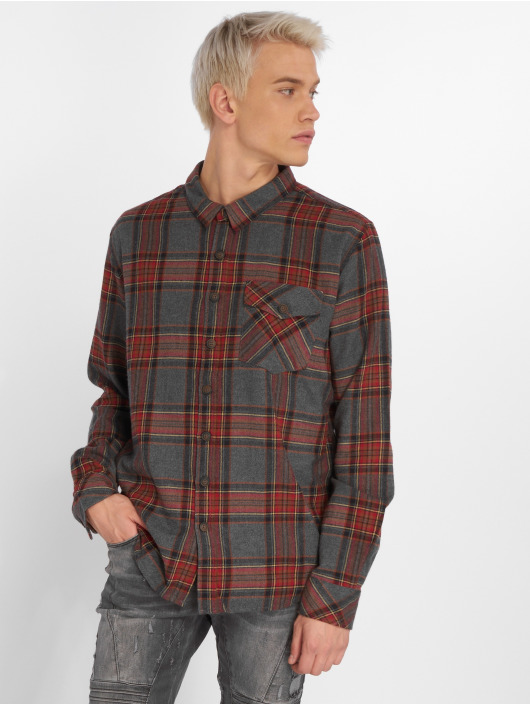 Urban Surface Shirt Masino red