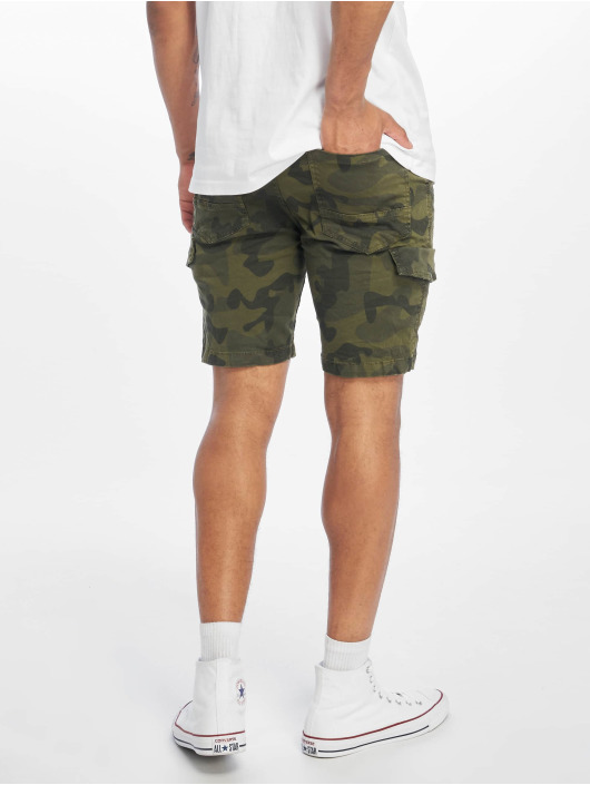 Urban Surface Short Cargo Bermunda camouflage
