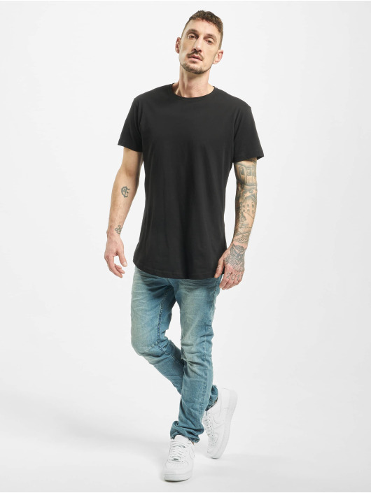 Urban Surface Slim Fit Jeans Stone Washed blue