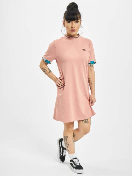 Vans Dress Hi Roller Tri rose