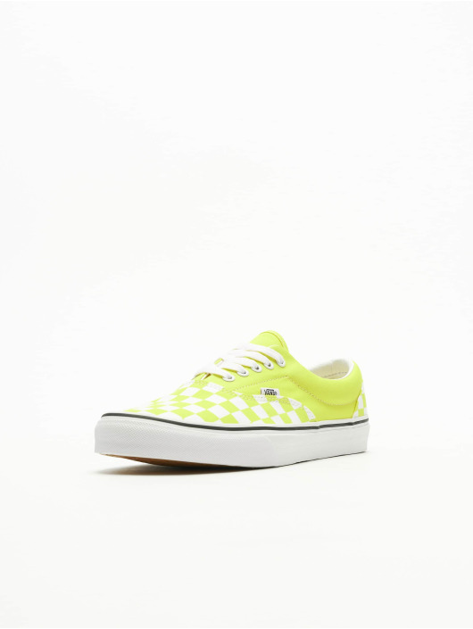 Vans Sneakers UA Era Checkerboard green