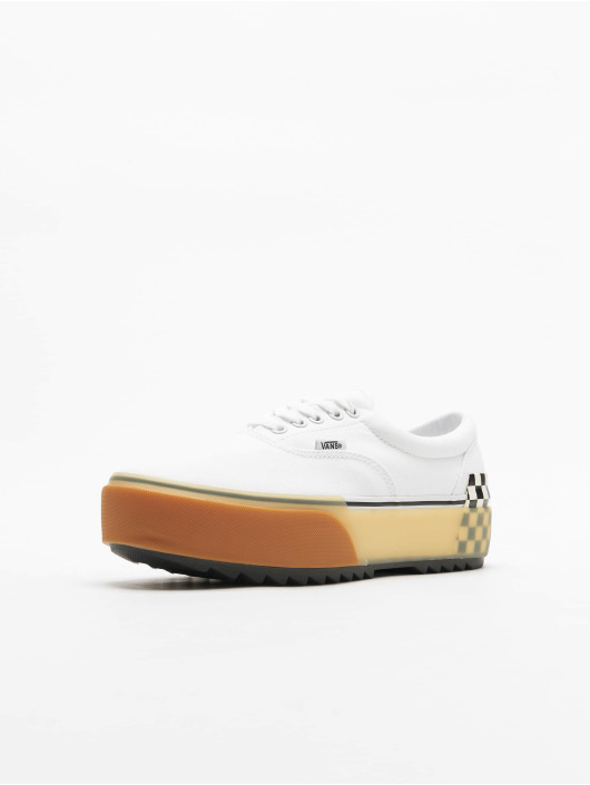 Vans Sneakers UA Era Stacked white