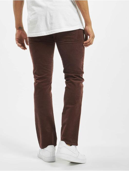 Volcom Corduroy Pants Solver 5 Pkt red