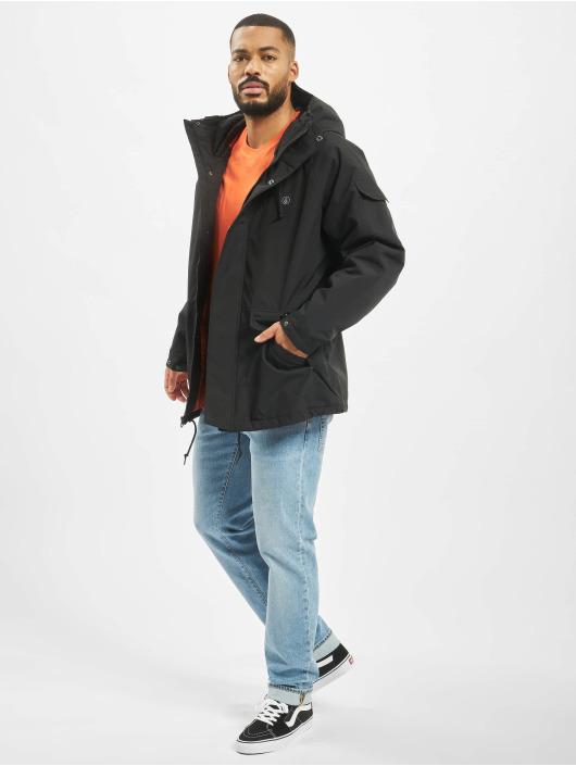 Volcom Lightweight Jacket Synthwave 5k black