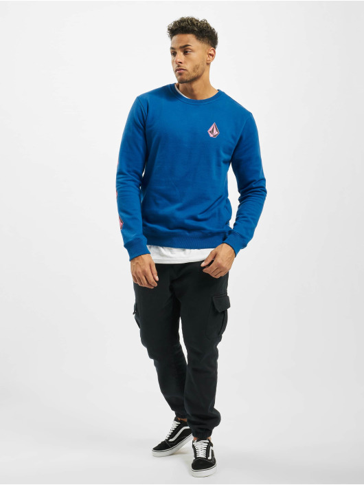 Volcom Pullover Deadly Stones blue