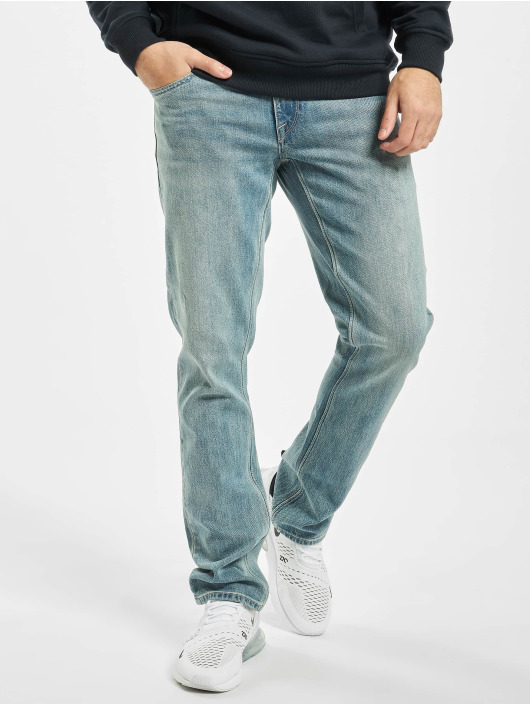 Volcom Straight Fit Jeans Vorta blue