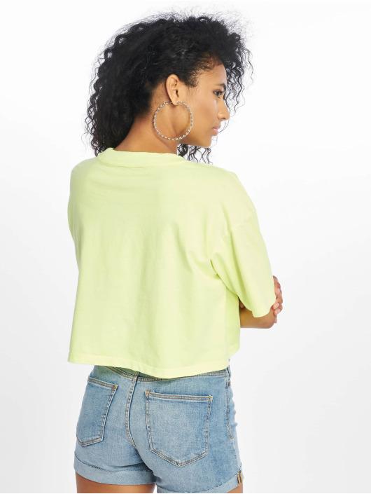 Volcom T-Shirt Neon And On yellow