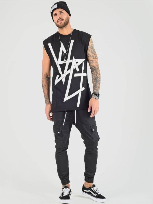 VSCT Clubwear Cargo pants Spencer Antifit black