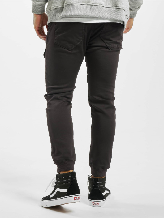 VSCT Clubwear Cargo pants Noah Parachtuer Cargo FP black