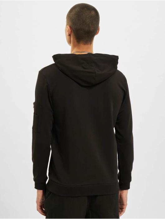 VSCT Clubwear Hoodie Logo Couture black